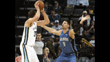 Fournier scores 22, Gordon adds 19 as Magic beat Grizzlies