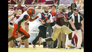 Akers leads Florida State past Syracuse, 27-24