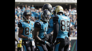 Jaguars win back-to-back games for the first time over a year