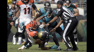 Jaguars exec Coughlin voices support for Ramsey after fight