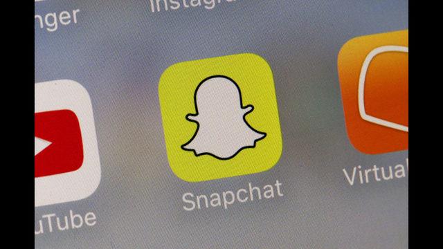 Snapchat massage handjob