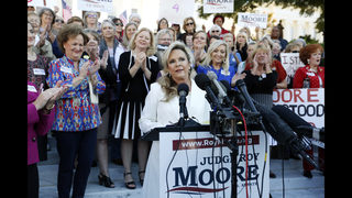 Moore critic: Alabama Senate race a battle for nation
