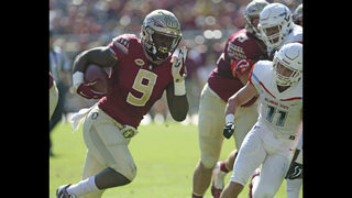 Florida State routs Delaware State 77-6