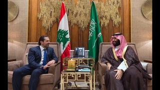 The Latest: Hariri says will return to Lebanon in next days