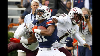 Bring on the Tide: No. 6 Auburn runs past ULM 42-14