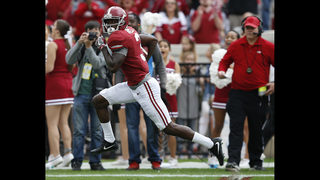 No. 1 Alabama blasts Mercer 56-0, moves on to Iron Bowl