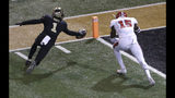 Wolford, Wake Forest upset No. 25 NC State 30-24