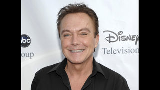 Rep says David Cassidy in hospital,