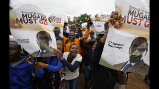 The Latest: Southern African bloc to discuss Zimbabwe