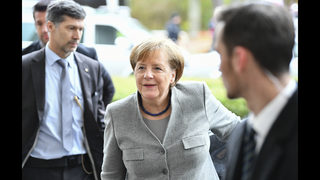 German parties forge ahead with talks on new government