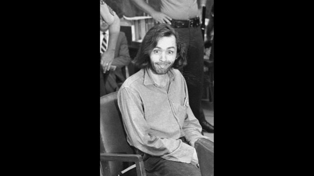 Charles Manson As A Teenager