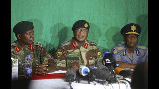 Fired Zimbabwean VP says Mugabe should resign immediately