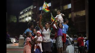 Mugabe leaves legacy of economic ruin, upheaval in Zimbabwe