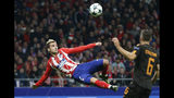 Atletico beats Roma 2-0 to stay alive in Champions League
