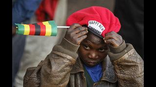 Zimbabwe, facing new leader, wonders