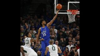 Duke overcomes tenacious Portland State 99-81