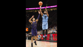Maye leads No. 9 North Carolina to 102-78 rout of Portland