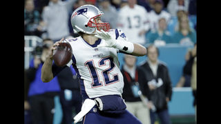 Ugly loss for Patriots, Brady struggles without Gronk