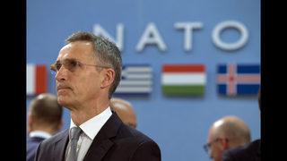 NATO prolongs chief Stoltenberg