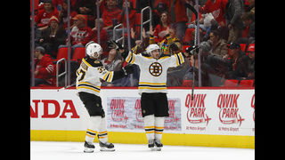 Marchand, Bruins continue dominace of Red Wings