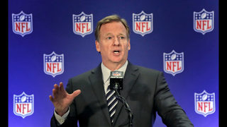 NFL spokesman: Roger Goodell views new contract as his last