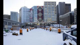 Detroit breaks ground on tallest tower, symbol of resurgence
