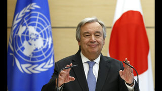 UN chief: It