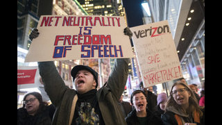 The Latest: Internet providers applaud net-neutrality repeal