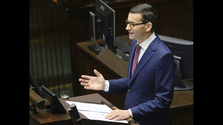 New Polish PM seeks understanding for his gov