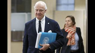 UN envoy says