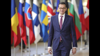 EU official: unprecedented step warning Poland is likely