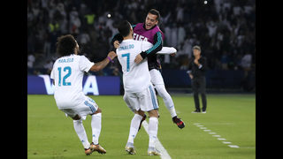Ronaldo goal gives Real Madrid its 3rd Club World Cup title