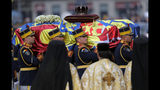 Romanians join European royals for last king