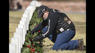 Wreaths needed to honor fallen Georgia veterans
