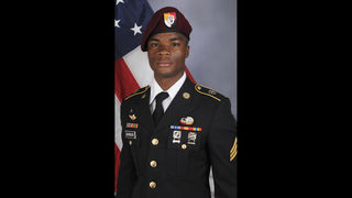 APNewsBreak: US soldier fought to end after ambush in Niger