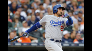 Adrian Gonzalez a free agent following release by Braves