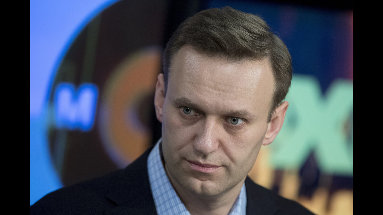 Anna Hansdotter Porn russia to investigate putin foe's call for election boycott
