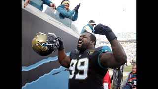 Jaguars PILE ON the playoff preps for Pittsburgh