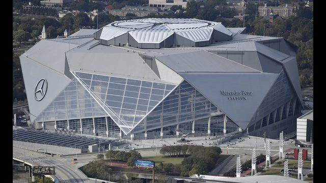 National title game still feels like afterthought to for Will call mercedes benz stadium