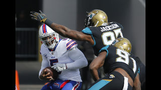 Jaguars PILE ON to Pittsburgh