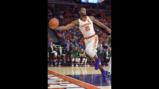 Grantham leads No. 19 Tigers to 72-63 win over No. 18 Canes