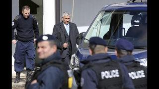 The Latest: NATO urges restraint after Serb leader