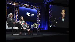 The Latest: PBS marks
