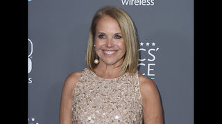 Katie Couric returning for Winter Olympics opening ceremony