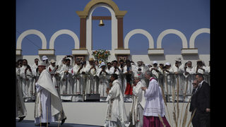 Pope shocks Chile by accusing sex abuse victims of slander