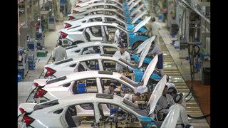 Exports, consumers drive China