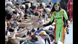 APNewsBreak: GoDaddy to sponsor Patrick in