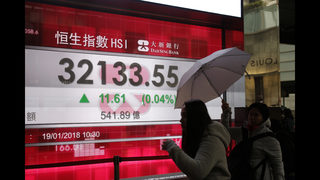 Modest gains for world shares as US government closure looms
