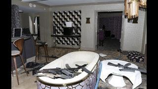 Records: Las Vegas gunman was germophobe, possibly bipolar