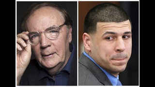 Q&A: James Patterson on Aaron Hernandez